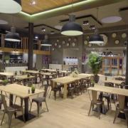 Le 12-30 - La salle de restaurant