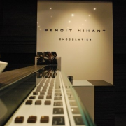 Boutique de la chocolaterie Benoit Nihant