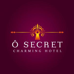 O secret logo